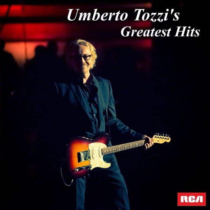 Umberto Tozzi - Umberto Tozzi's Greatest Hits (2020) CD 6