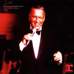 Frank Sinatra - Carnegie Hall, New York City, NY (June 25, 1980) CD 62