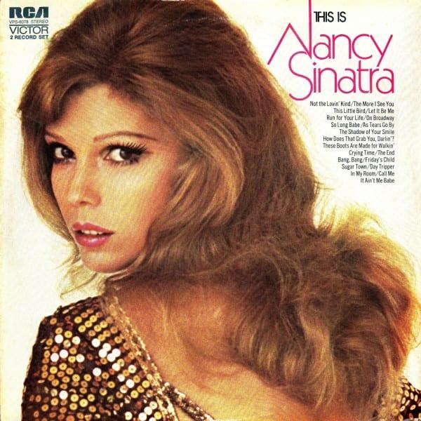 Nancy Sinatra - This Is Nancy Sinatra (1972) CD 8