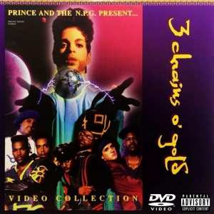 Prince And The New Power Generation - 3 Chains Of Gold (EXPANDED EDITION) (1994) DVD 5