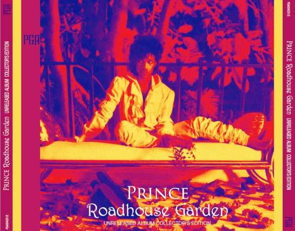 Prince - Roadhouse Garden (EXPANDED EDITION) (UNRELEASED 1986 ALBUM) (2019) 2 CD SET 1