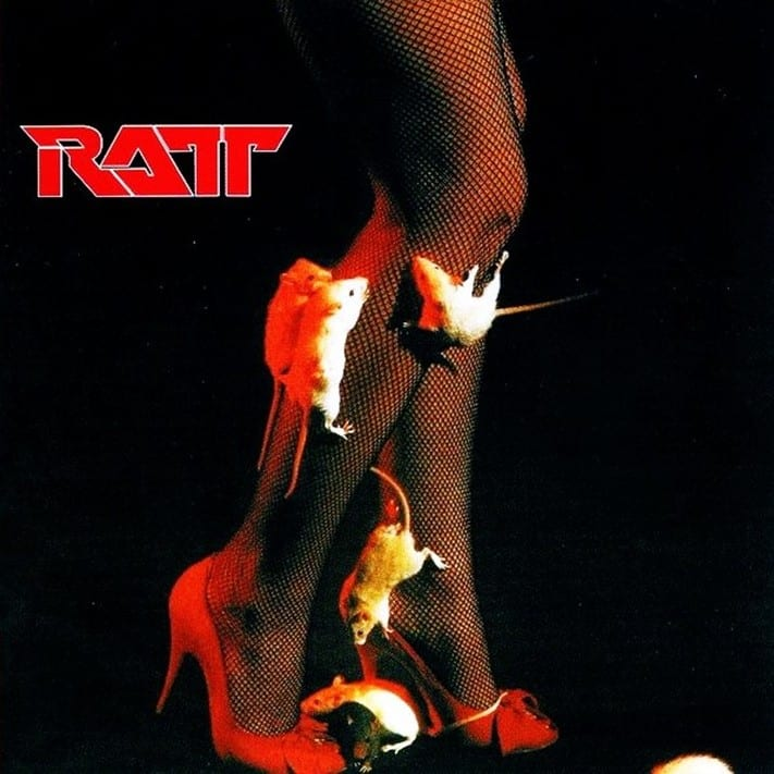 Ratt - Ratt (EP) (EXPANDED EDITION) (1983) CD 4