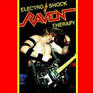Raven - Electro Shock Therapy (Original Soundtrack) (1991) CD 3