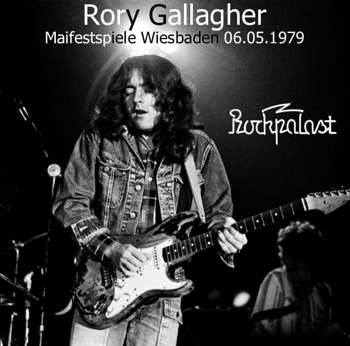 Rory Gallagher - Maifestspiele Wiesbaden 06.05.1979 (Rockpalast) (1979) 2 CD SET 8