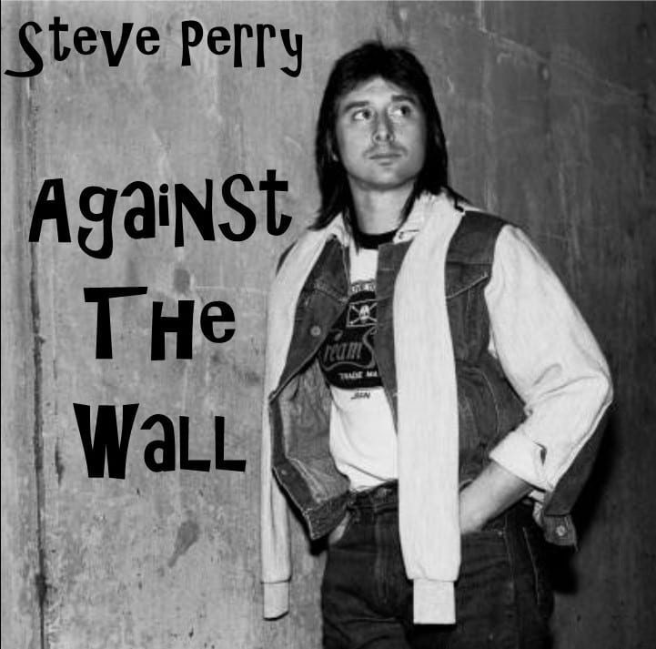 Steve Perry - Against The Wall (1988) CD 9