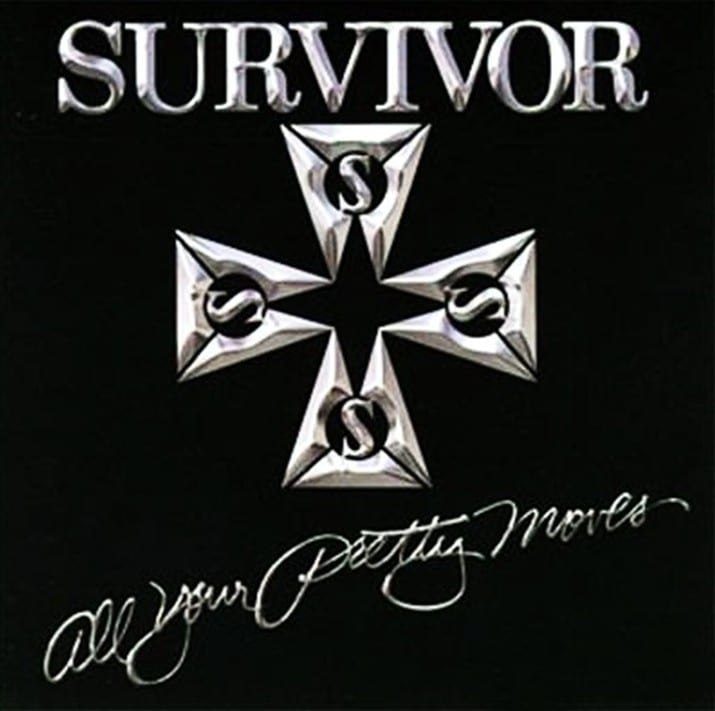 Survivor - Fire Makes Steel The Demos (1996) CD 8