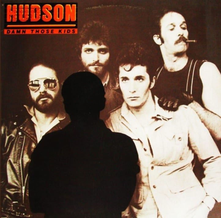 The Hudson Brothers - Damn Those Kids (1978) CD 9