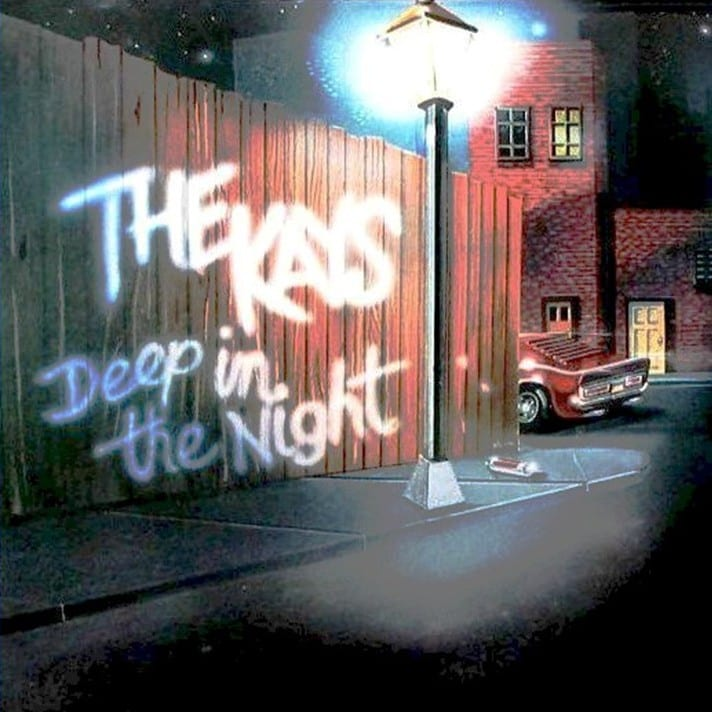 The Kays - Deep In The Night (1983) CD 10