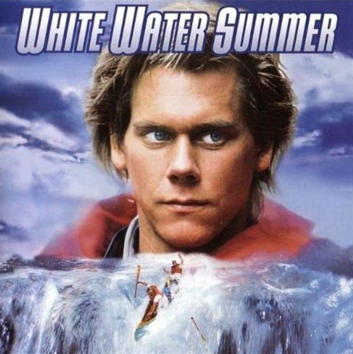 White Water Summer - Original Soundtrack (UNRELEASED) (1987) CD 9