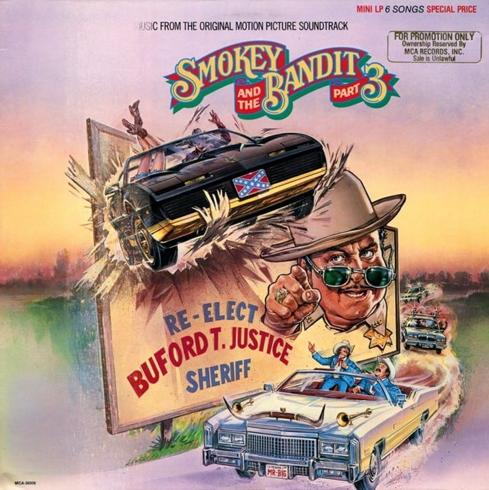 Smokey And The Bandit Part 3 - Original Soundtrack (EXPANDED EDITION) (1983) CD 8