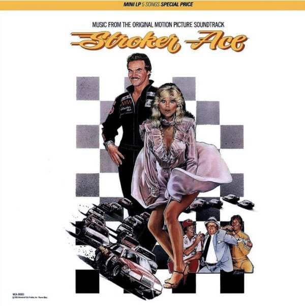 Stroker Ace - Original Soundtrack (+ BONUS TRACK) (1983) CD 1