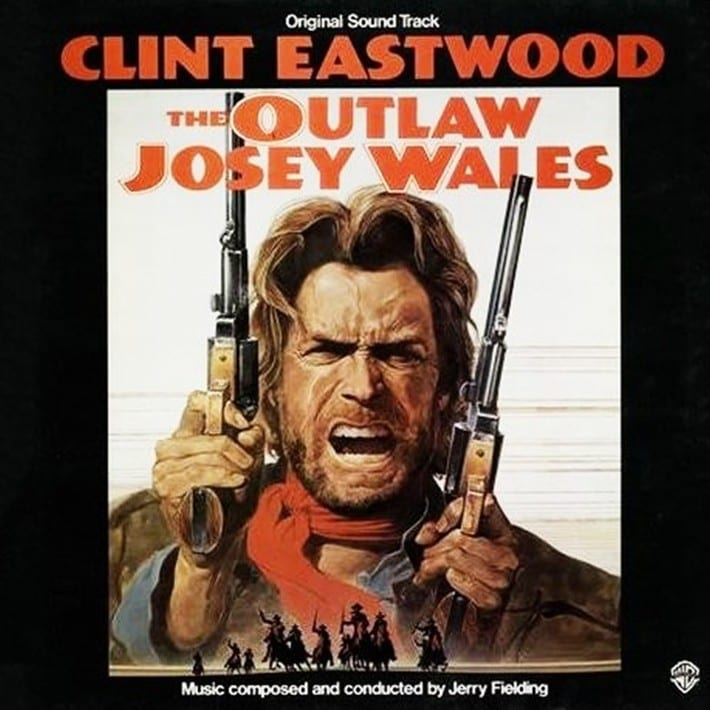 The Outlaw Josey Wales - Original Score (Jerry Fielding) (1976 / 1994) CD 3