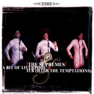 The Supremes / The Supremes With The Temptations ‎- A Bit Of Liverpool / TCB (2 Classic Albums 1CD) (2000) CD 34