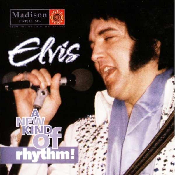 Elvis Presley - A New Kind Of Rhythm! (March 21, 1976) (2007) CD 1