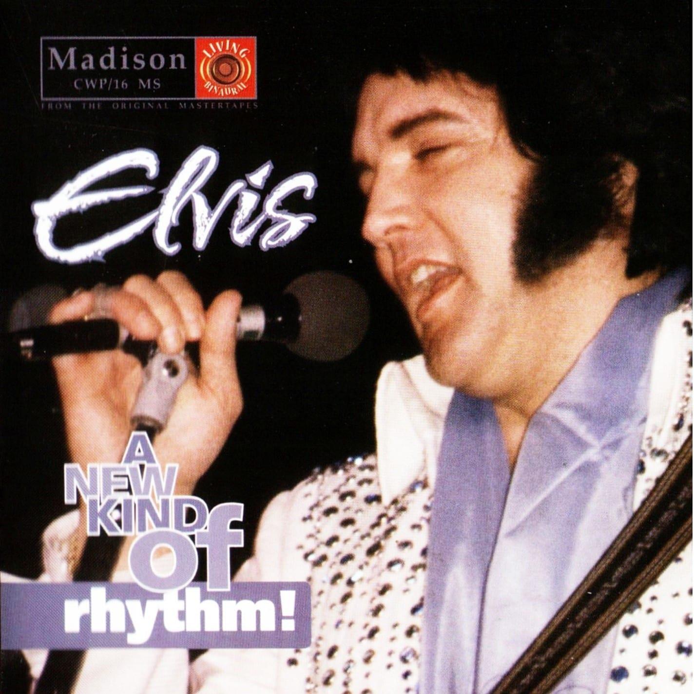 Elvis Presley - A New Kind Of Rhythm! (March 21, 1976) (2007) CD 10