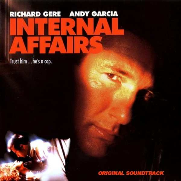 Internal Affairs - Original Soundtrack (UNRELEASED) (1990) CD 1