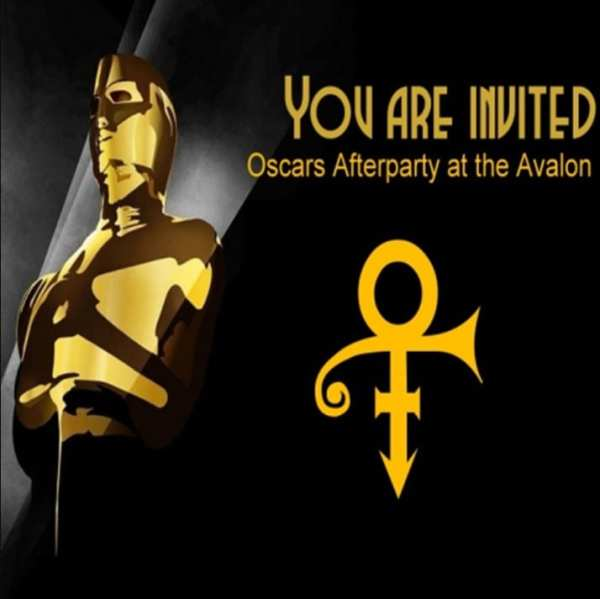 Prince - You Are Invited Oscars Afterparty At The Avalon (Silverline SL9899) (2016) 2 CD SET 1