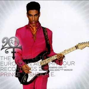 Prince - The Complete 20Ten European Autumn Tour Recordings Vol. 6 (#SAB 422-425) (2011) 4 CD SET 62