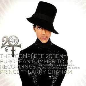 Prince - The Complete 20Ten European Summer Tour Recordings Vol. 3 (#SAB 388-391) (2010) 4 CD SET 68