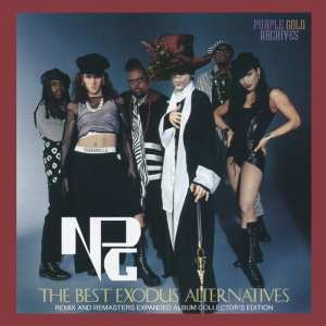 Prince & The NPG - The Best Exodus Alternatives (Remix Remastered And Extended Collector's Edition) (2019) 2 CD SET 15