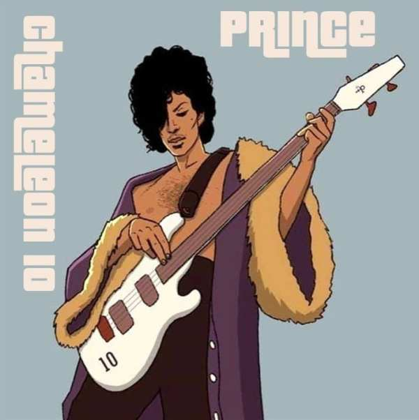 Prince - Chameleon Vol. 10 (Demos, Outtakes & Studio Sessions) (CD) 1