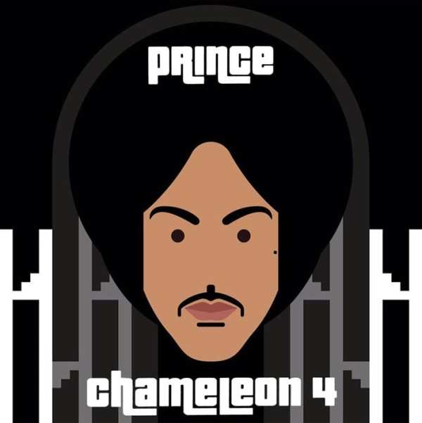 Prince - Chameleon Vol. 4 (Demos, Outtakes & Studio Sessions) (CD) 1