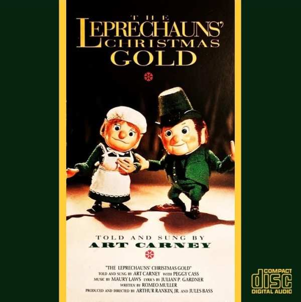 The Leprechaun's Christmas Gold