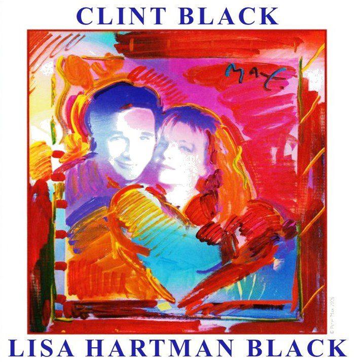 Clint Black & Lisa Hartman Black (Lisa Hartman) - Clint Black & Lisa Hartman Black (2021) CD
