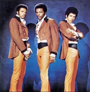 Randy Cain at right