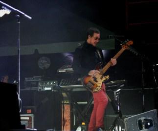 Bassist Scott Shriner