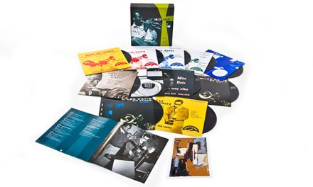 Miles Davis 'The Complete Prestige 10-Inch LP Collection' set for May 13th