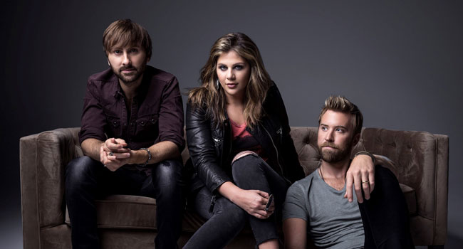 Lady Antebellum announces major fall tour with VIP experience