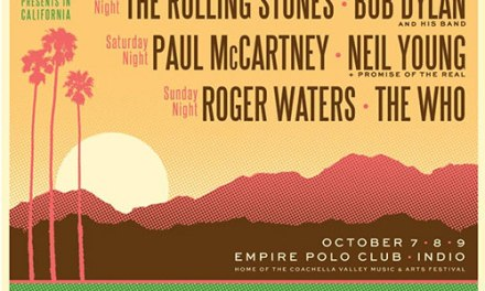 Second weekend for Desert Trip added