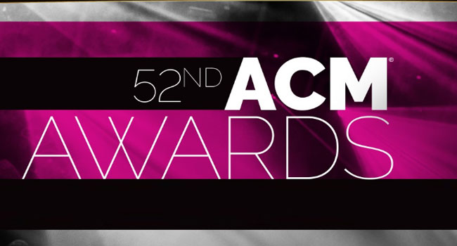 52nd Annual ACM Awards set for April 2nd