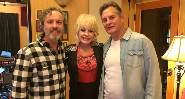 Exclusive: Composers for 'Dolly Parton's Christmas of Many Colors'