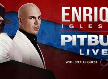 Pitbull and Enrique Iglesias Live! With CNCO