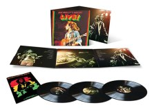 Bob Marley & The Wailers - Live Expanded 3 LP