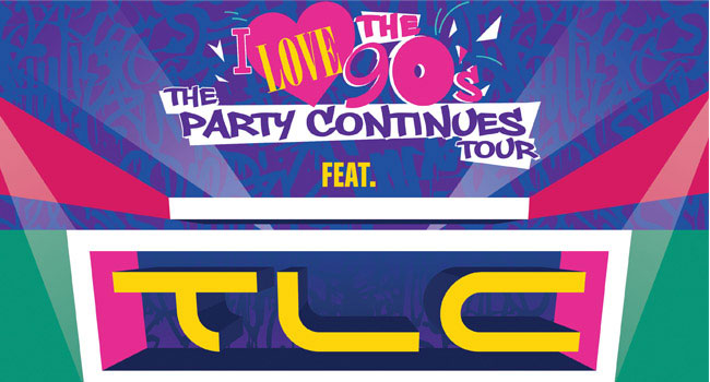 I Love 90s Tour - The Party Continues