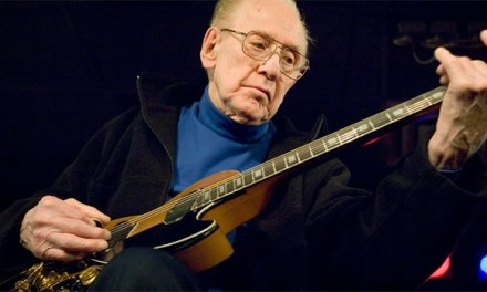 AXS TV paying tribute to Les Paul