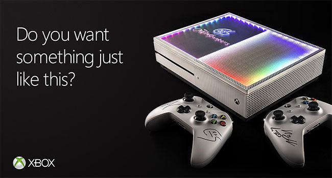 The Chainsmokers Xbox One S