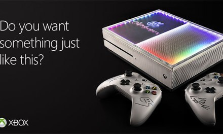 The Chainsmokers custom Xbox One S unveiled
