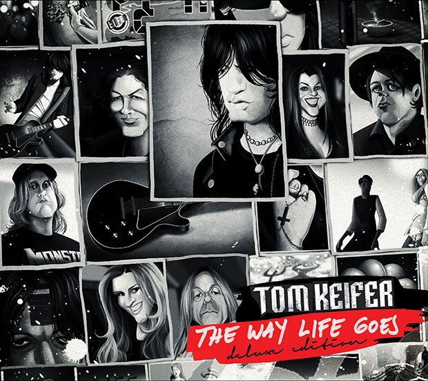 Tom Keifer - The Way Life Goes: Deluxe Edition