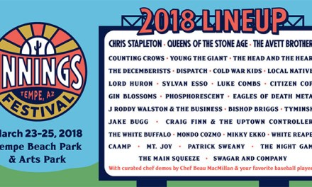 Inaugural Innings Festival in Tempe, AZ lineup unveiled