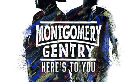 Montgomery Gentry's 'Here's To You' tops country charts