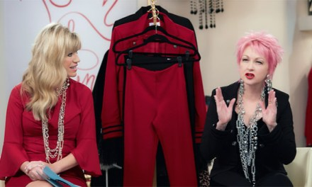 Cyndi Lauper launches exclusive collection with HSN