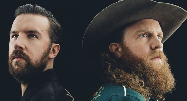 Brothers Osborne Releases Shoot Me Straight From