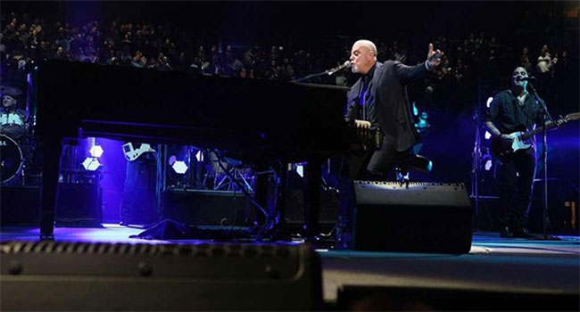 Billy Joel performs 67th residency show at Madison Square Garden