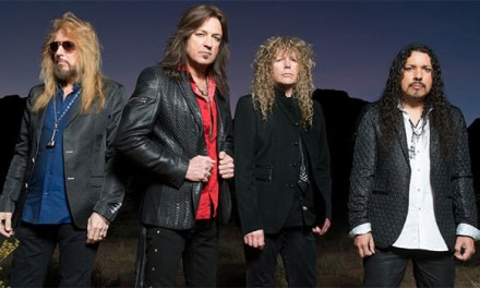 Stryper's Oz Fox suffers medical condition on stage