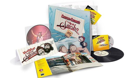 Cheech and Chong's 'Up In Smoke' soundtrack gets 40th anniversary edition