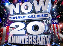 NOW That's What I Call Music 20th Anniversary